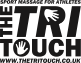 Tri touch logo black