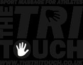 Tri touch logo black